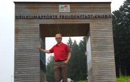 Westweg-Tor Kniebis