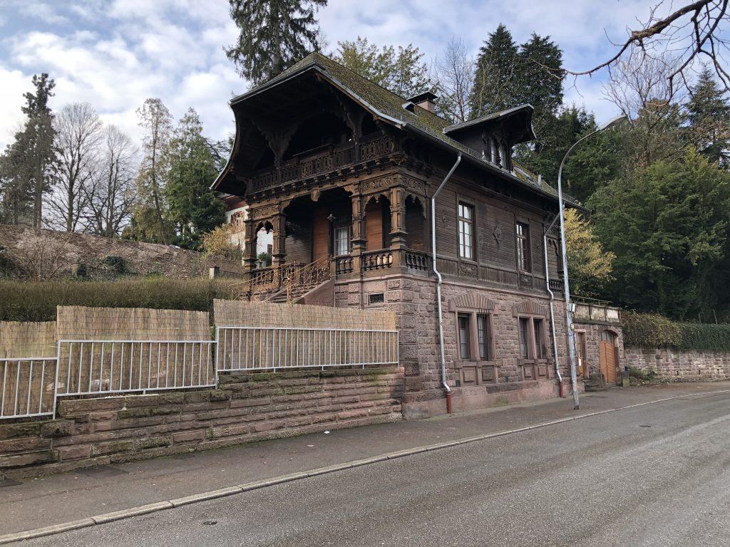 Haus in Freiburg