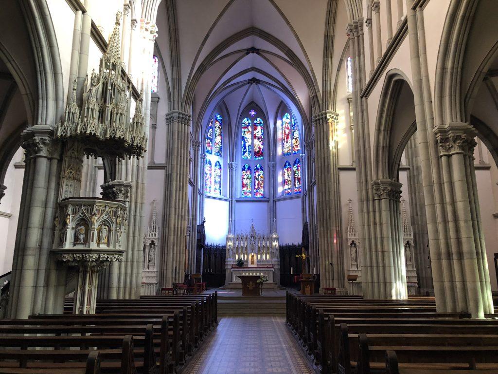 Kirche in Ensisheim