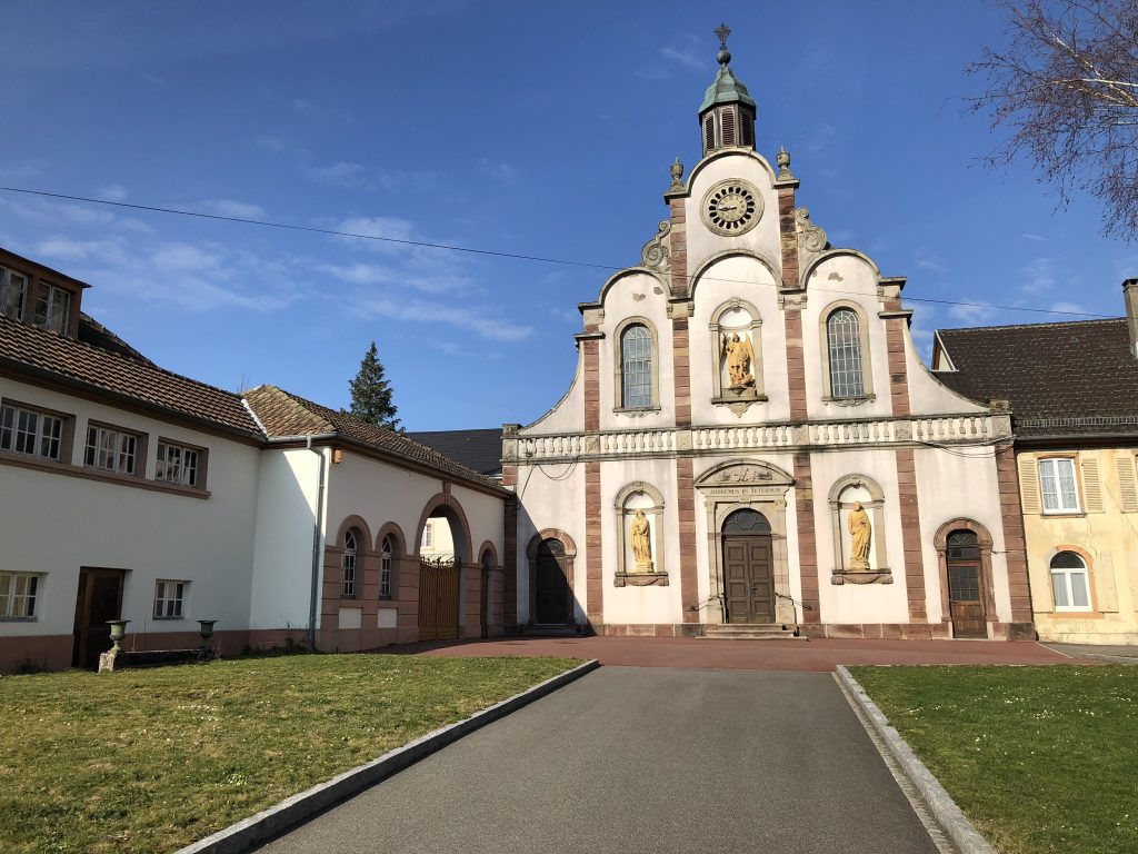 Convent in Bellemagny