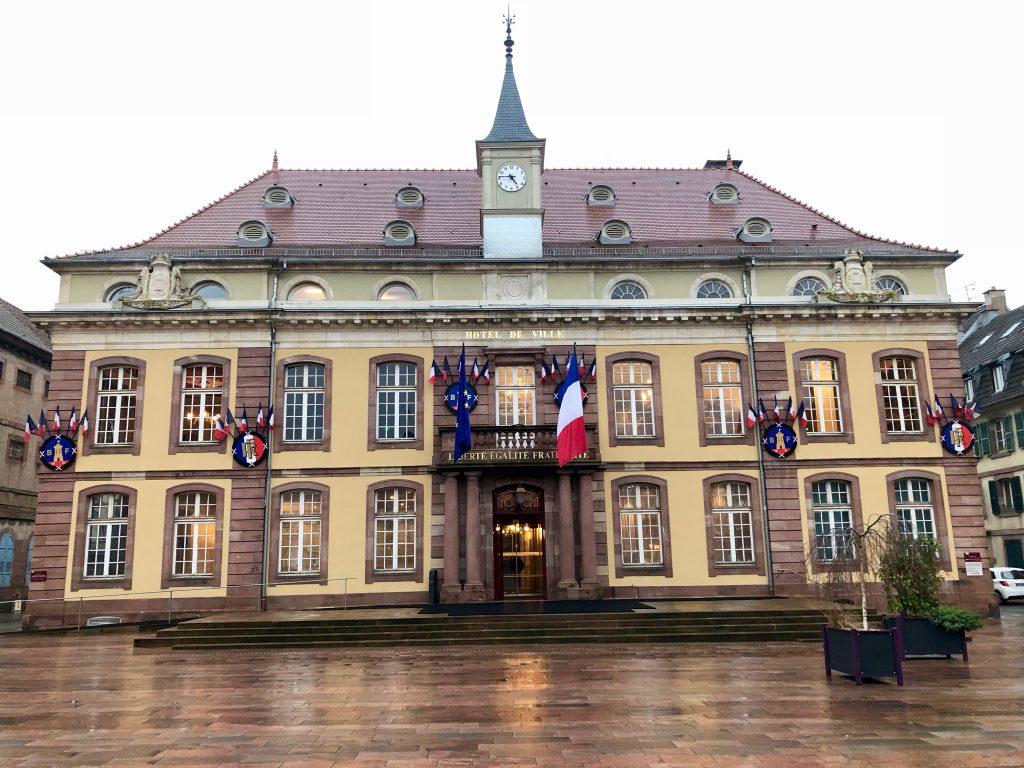 Rathaus Belfort