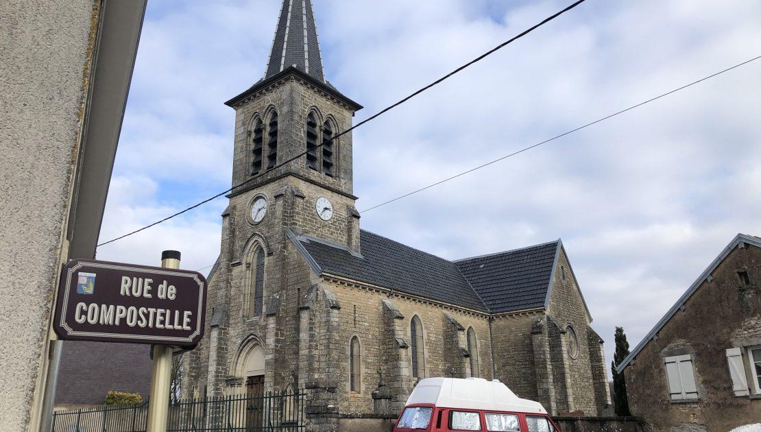 Kirche Rue du Compostelle