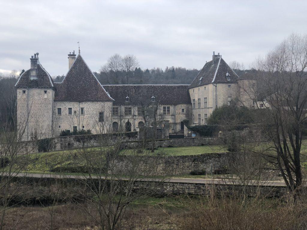 Schloss in Filain