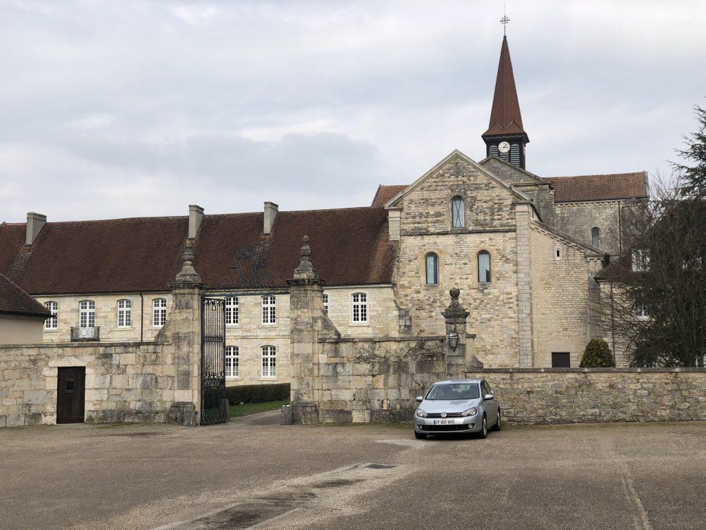 Abbaye d'Acey Außenansicht