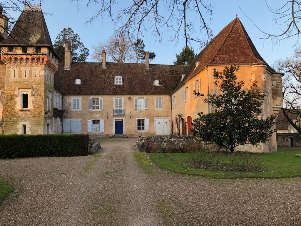 Schloss in Brans