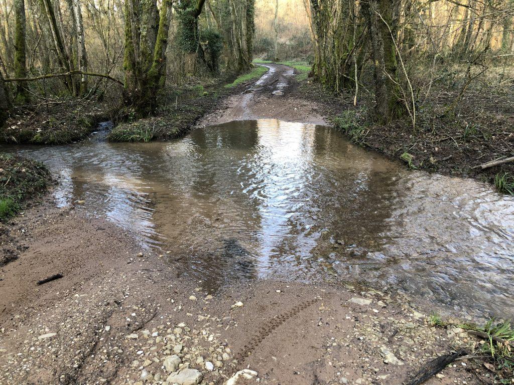 Flussweg
