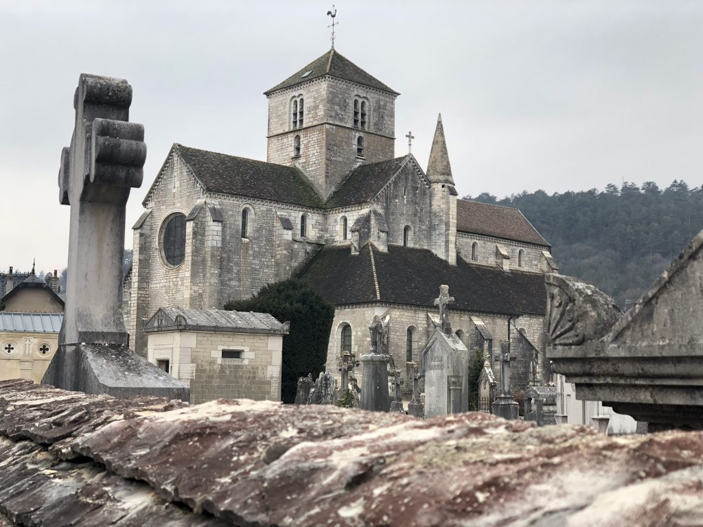 Kirche in Nuits-Saint-Georges