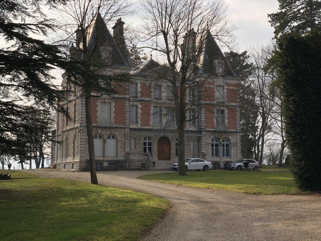 Château in Aloxe-Corton