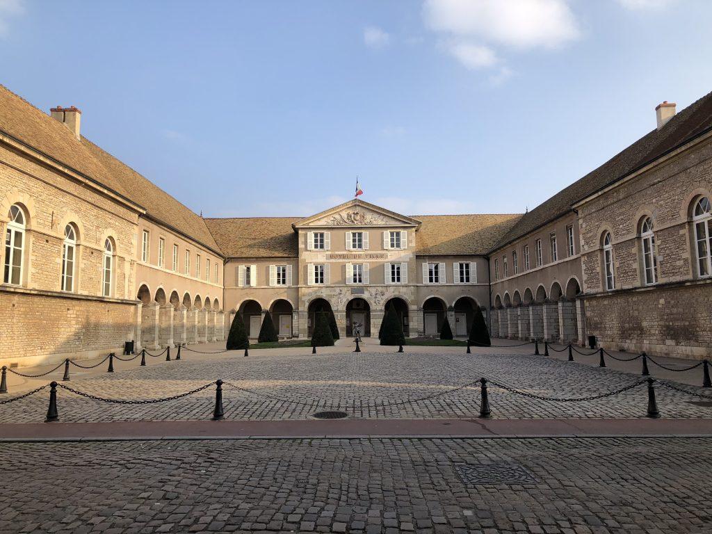 Rathaus von Beaune