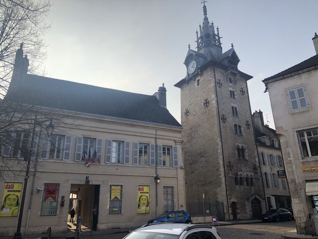 Turm in Beaune