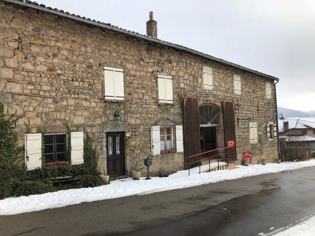 Pension La Grange Fleurie