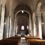 Romanische Kirche in Champdieu