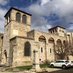 Kirche und Kloster in Champdieu