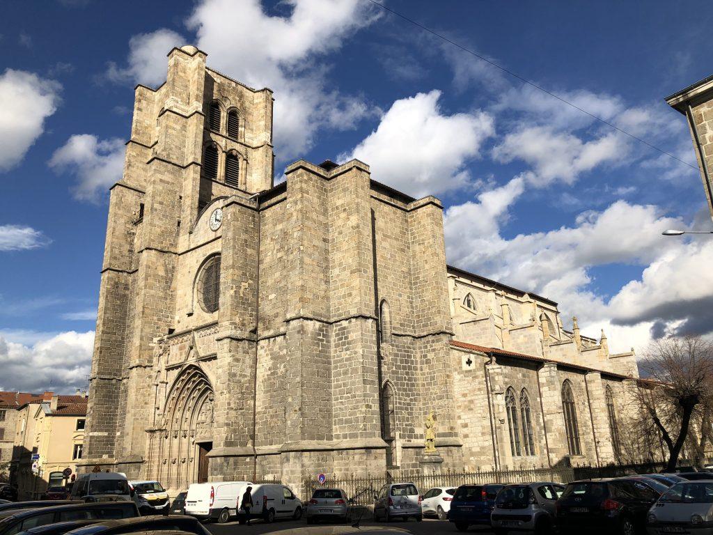 Kirche Notre Dame de Montbrison