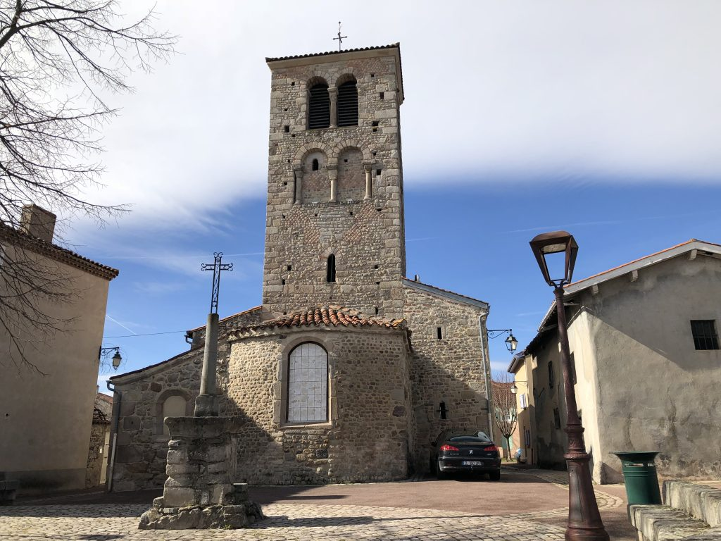 Kirche in Moingt