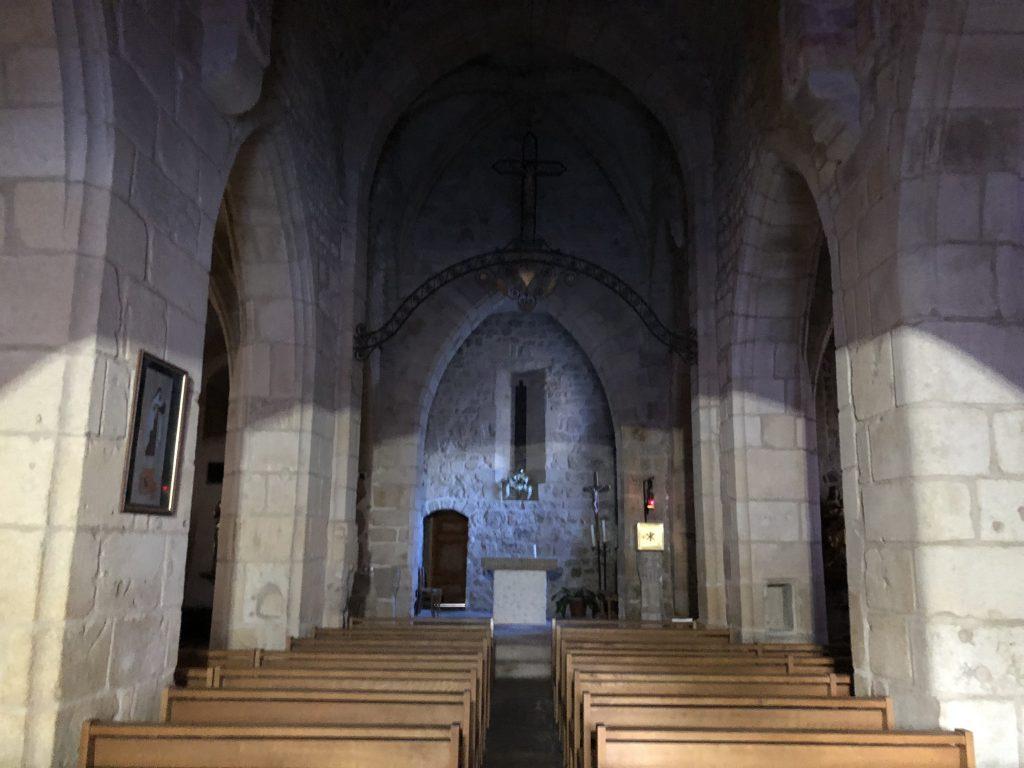 Kirche in Marols