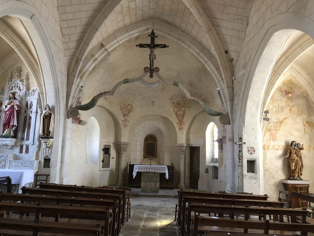 Kirche Montsupt
