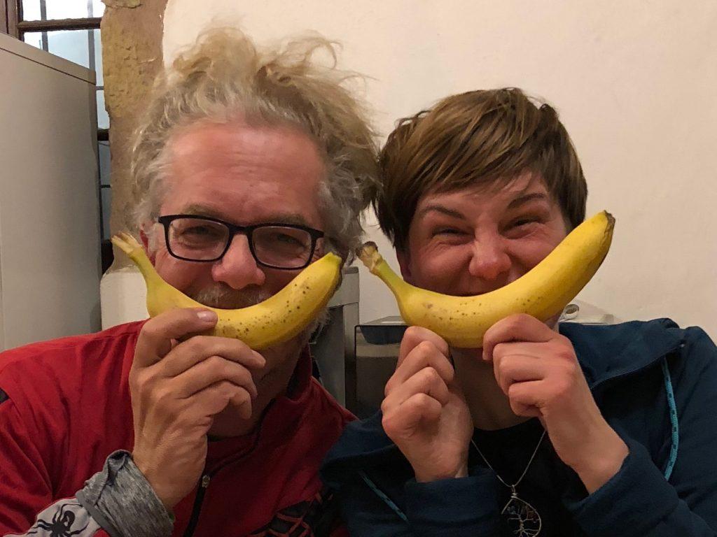 Garde la Banane!