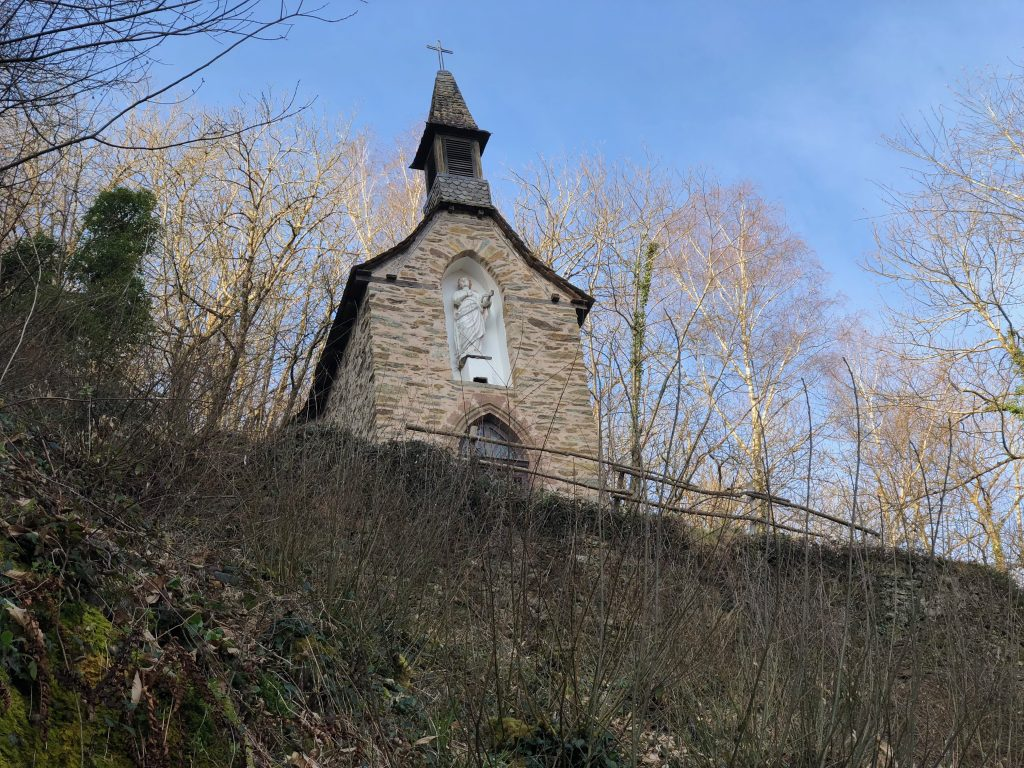 Kapelle Ste Foy nach Conques