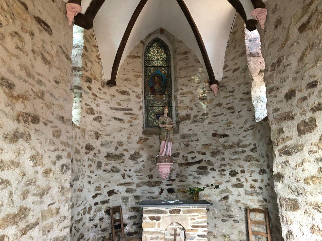 Kapelle Ste Foy